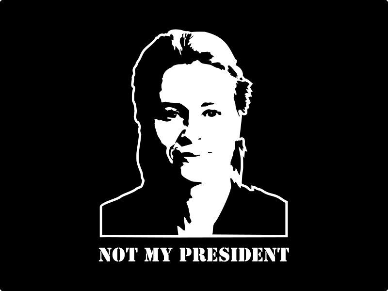 Zensursula - NOT MY PRESIDENT